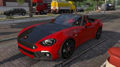 Fiat / Abarth 124 Spider