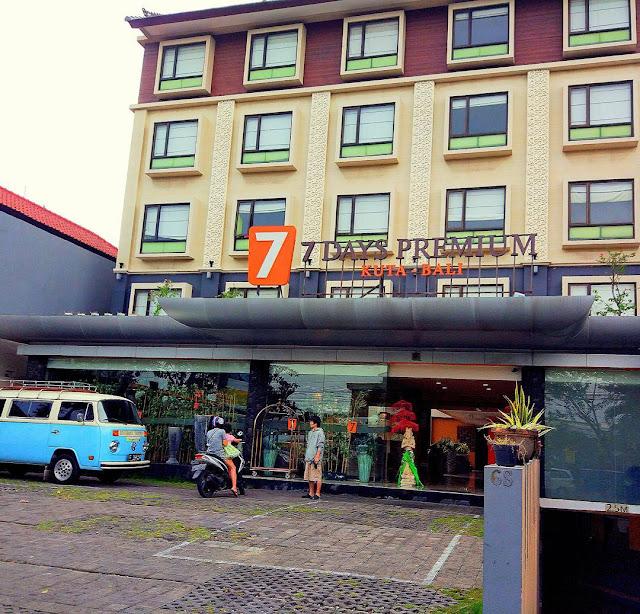 Hotel 7 Days Premium Kuta