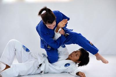 Brazil Jiu-jitsu cực hiệu quả ở cự ly gần