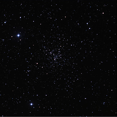 open cluster NGC 6819 is colour