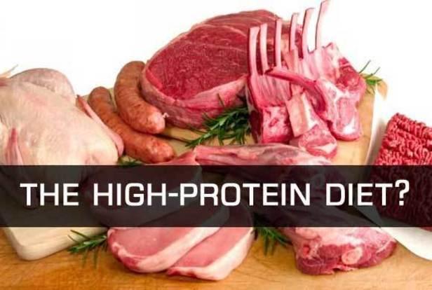 Diet Tinggi Protein