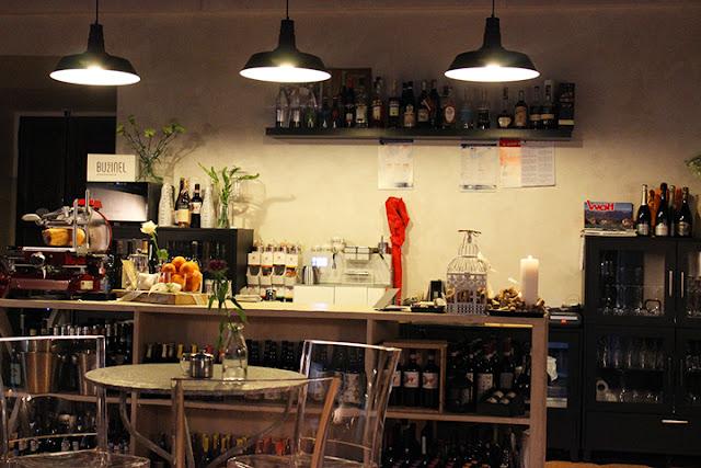 Restaurante Feel Como em Como
