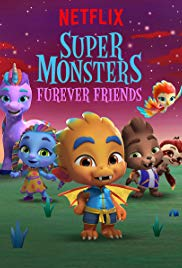 Super Monsters Furever Friends (2019) Dual Audio Full Movie HDRip 720p