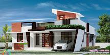One Floor Modern House Design