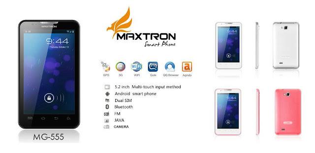 harga maxtron chibi terbaru, spesifikasi lengkap hp maxtron chibi MG555, gambar dan info handphone maxtron chibi