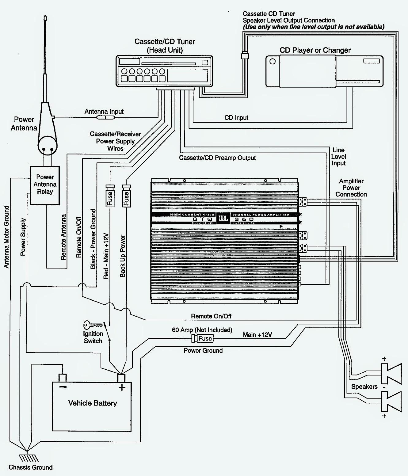 medium resolution of 2007 jbl wiring diagram