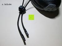 Schritt 2: Schnellverschluss Schnürsenkel von FAST MILE - Leistungsstarke Schuhbänder und Schnellschnürsystem - Premiumqualität Zweifarbige Reflektierende Elastische Sportschnürsenkel - Binden Sie Ihre Schuhe im Handumdrehen - Für Athleten, Läufer, Kinder, Ältere, Männer und Frauen empfohlen - 365 Tage 100% Zufriedenheitsgarantie (3 Paare)