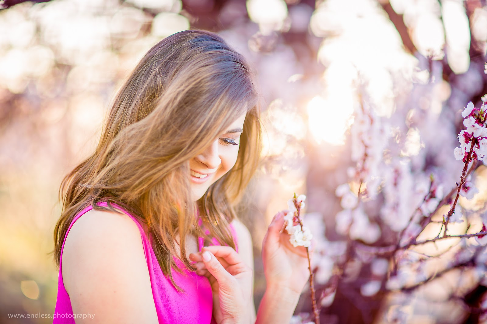 Logan Utah Photographer, Cache Valley, Brigham, Utah, Photographer, Model, Senior, Orchard, Blossoms, Portraits, High School