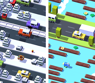 Download Crossy Road Apk Mod v3.3.0 Unlimited Coins For Android