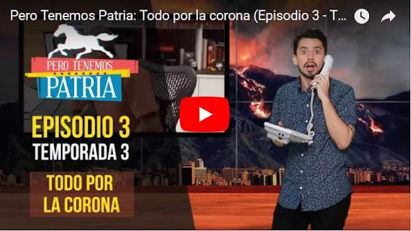 """El programa de """"Pero tenemos Patria"""" de Diciembre"""