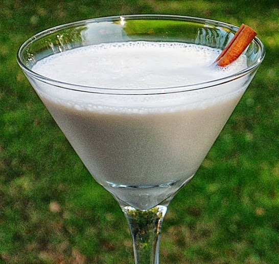The Bestest Recipes Online: Pumpkin Martini