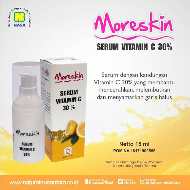 Moreskin Serum Vitamin C