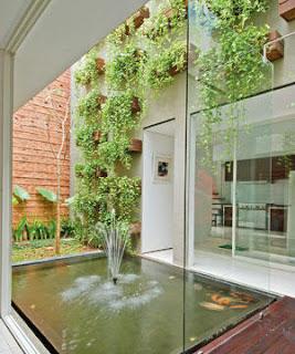 88 konsep rumah dengan taman di dalam Gratis Terbaru