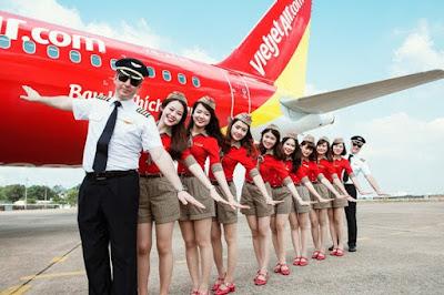 Mỗi cổ đông sở hữu tối thiểu 10 cổ phiếu VJC sẽ được nhận về 1 vé máy bay.