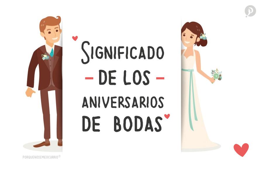 25 aniversario de bodas de plata