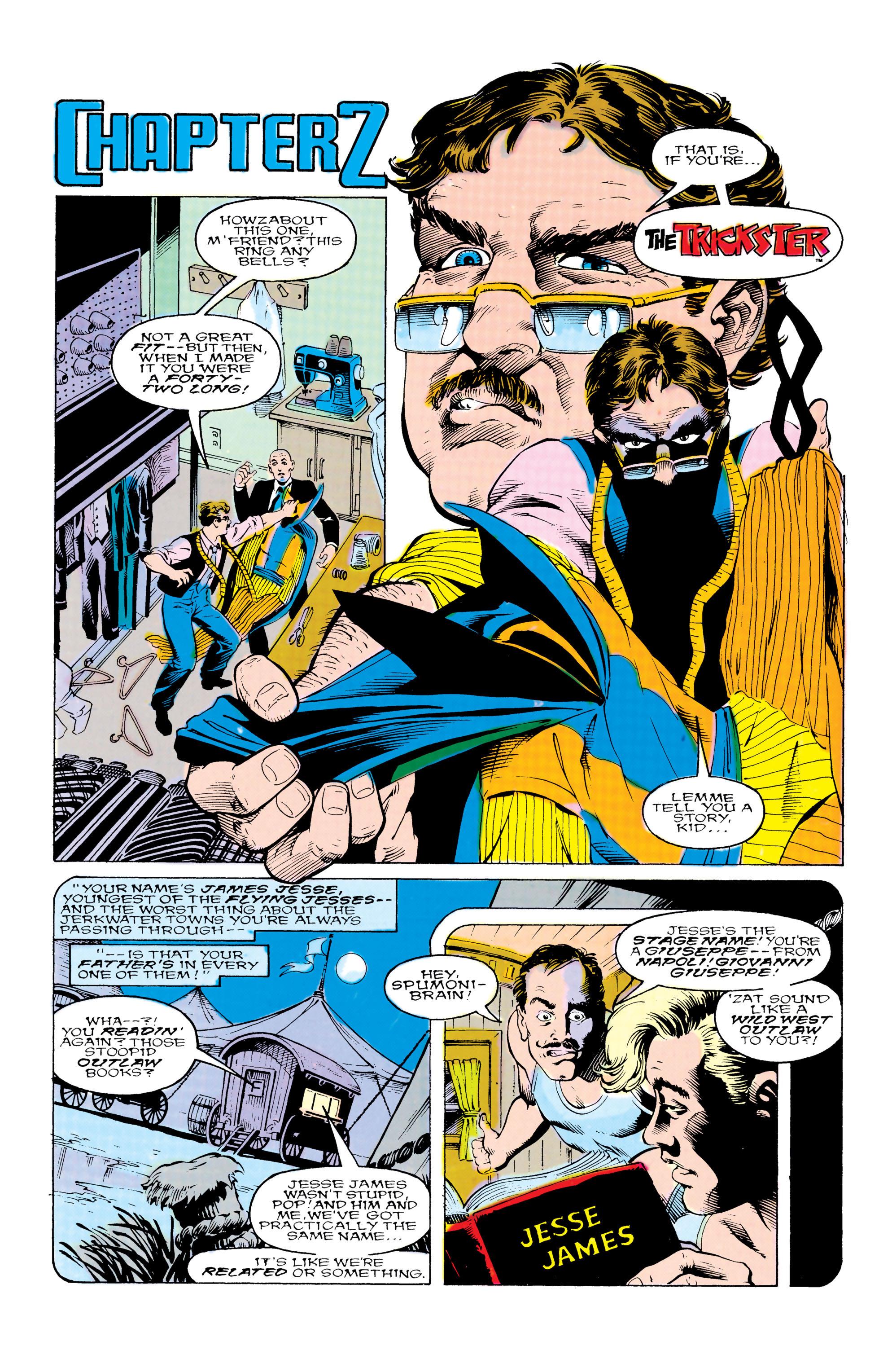 Read online Secret Origins (1986) comic -  Issue #41 - 9