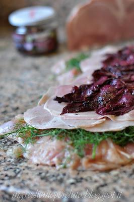 coniglio in porchetta -ingrediente perduto