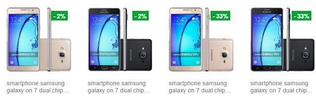 Smartphone Celular Samsung Galaxy na Promoção Americanas