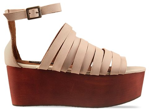 f155d57d4e46 I have been kind of wanting a pair of creepers lately...so maybe getting  pair of sandals like them wouldn t hurt. These are the Friis Zezza sandal  in Nude.