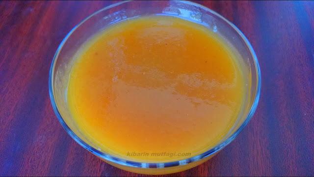 Şeftali marmelatı nasıl yapılır  Kolay şeftali marmelatı tarifi