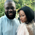 Instagram Big Boy, Huspuppi rocks female blouse as he poses with Draya in Cannes