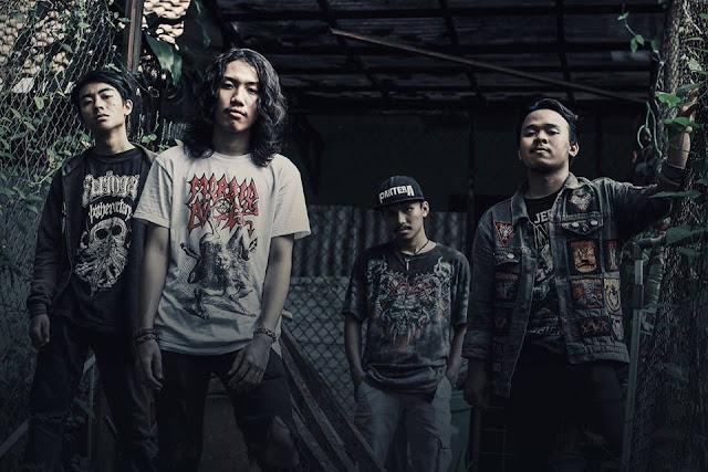 "Thrash Metal Muda Intoxication akan menggilas gigs Thrash On Hangover 2017 ""Long Live Rock and Roll"""