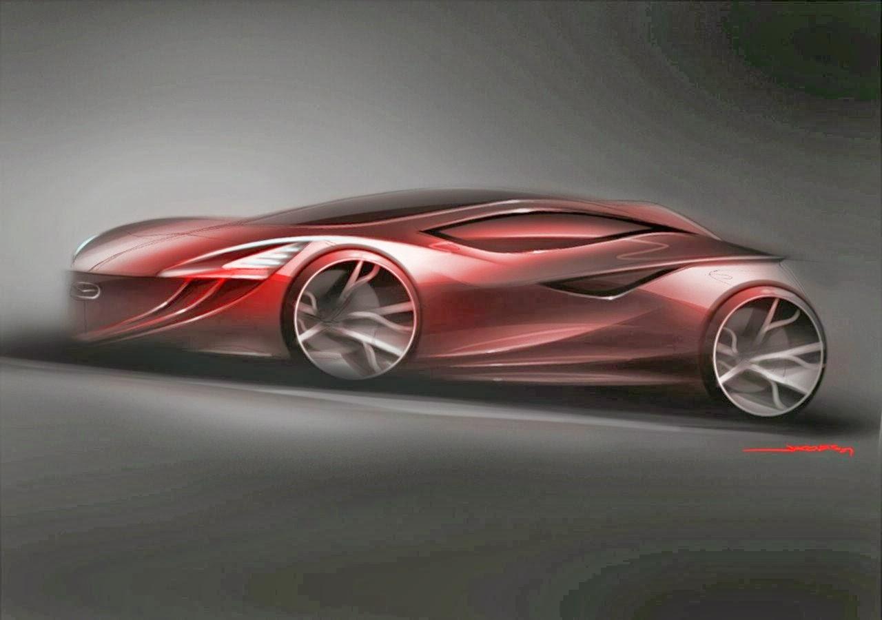 2016 Mazda RX-7 comes with a Rotary engine - Mycarzilla
