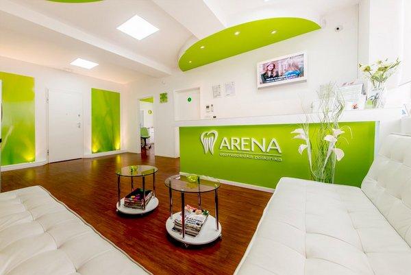 dental office lobby design
