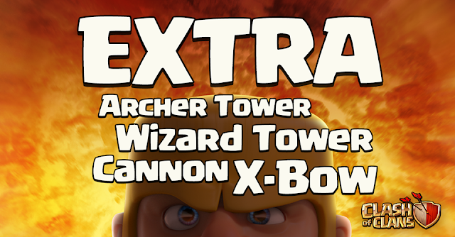 SNEAK PEEK 8 – TOWN HALL 11 UPDATE – více defense pro TH11 a freeze spell pro TH9