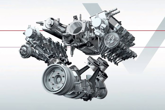 Scheda tecnica Motori Jaguar F-PACE