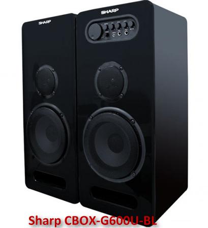 Harga-Speaker-Aktif-Sharp-CBOX-G600U-BL