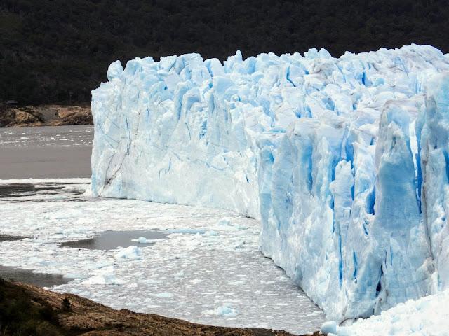 Patagonia Itinerary: Perito Moreno Glacier near El Calafate Argentina