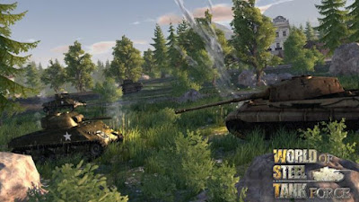 World of Steel Tank Force Apk 2