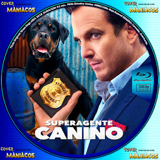 GALLETASUPERAGENTE CANINO - SHOW DOGS - 2018