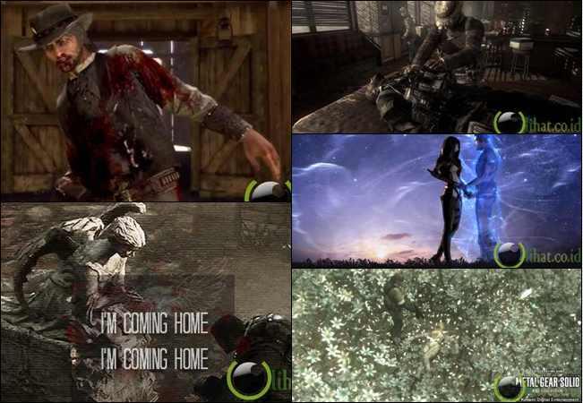 5 Kematian yang paling Menyedihkan dalam Game