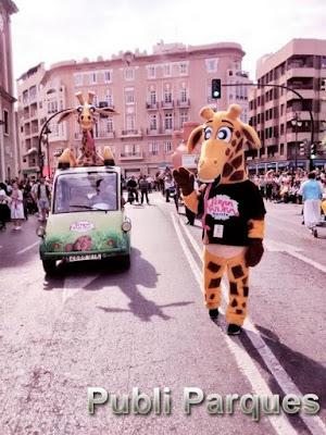 Fiestas de Primavera Murcia