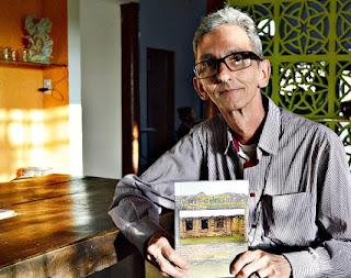 Padre remigense lançará seu segundo livro em Pedra Lavrada