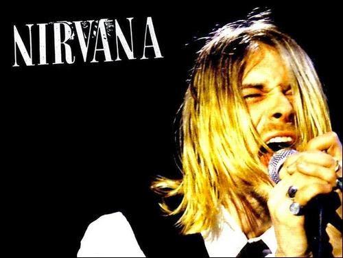 Foto Kurt Cobain