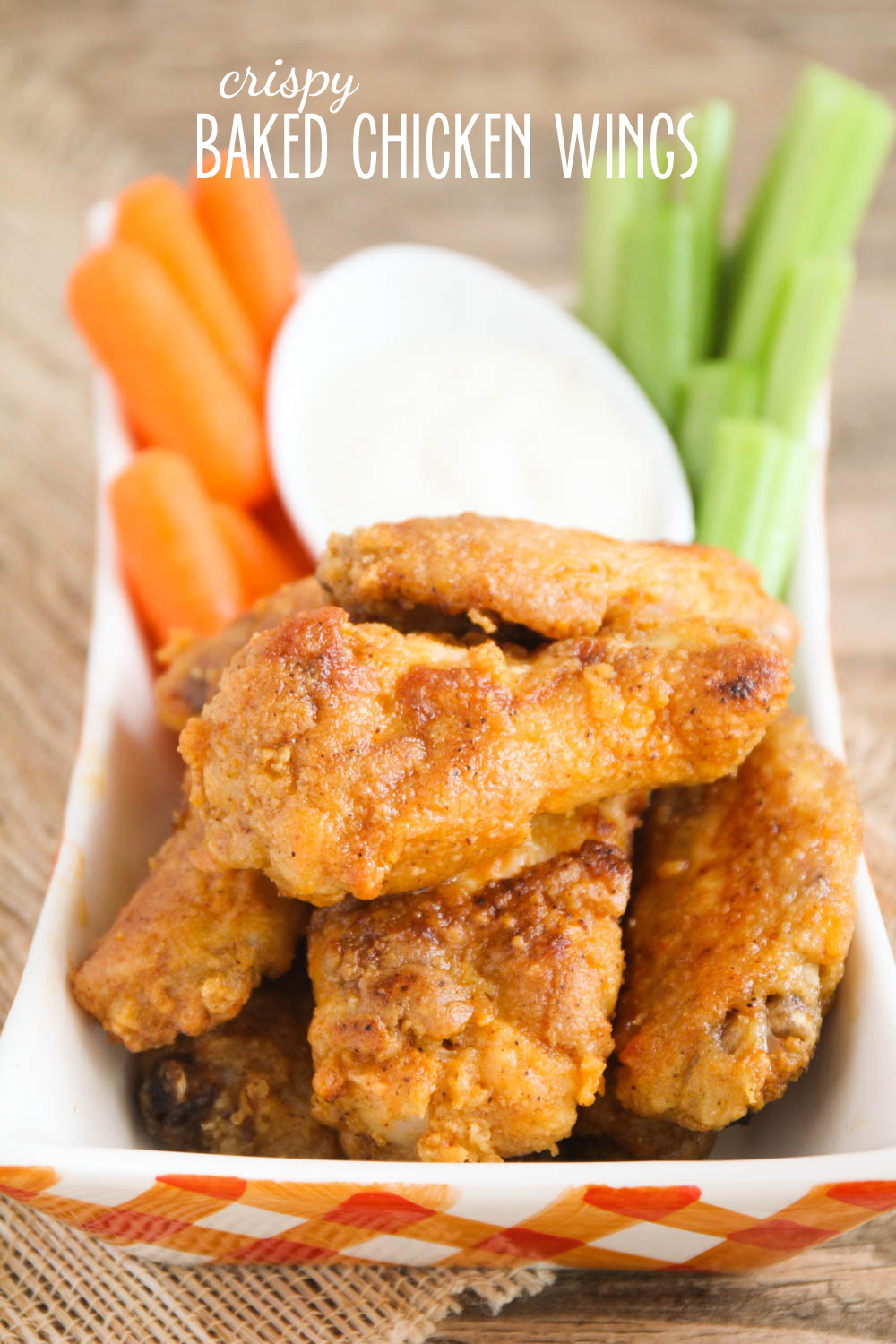 how to cook crispy baked chicken wings