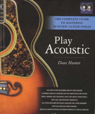 Método de guitarra acústica en pdf