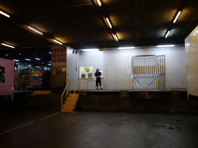 Vcare location in the Sunshine Kowloon Bay Cargo Centre