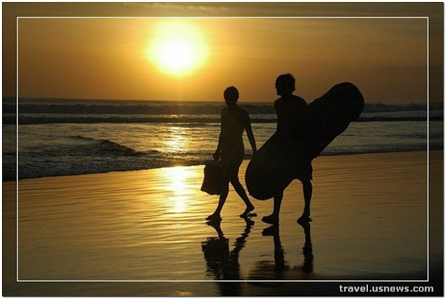 Kuta - Top 7 Best Places to Travel in Bali, Indonesia at Least Once