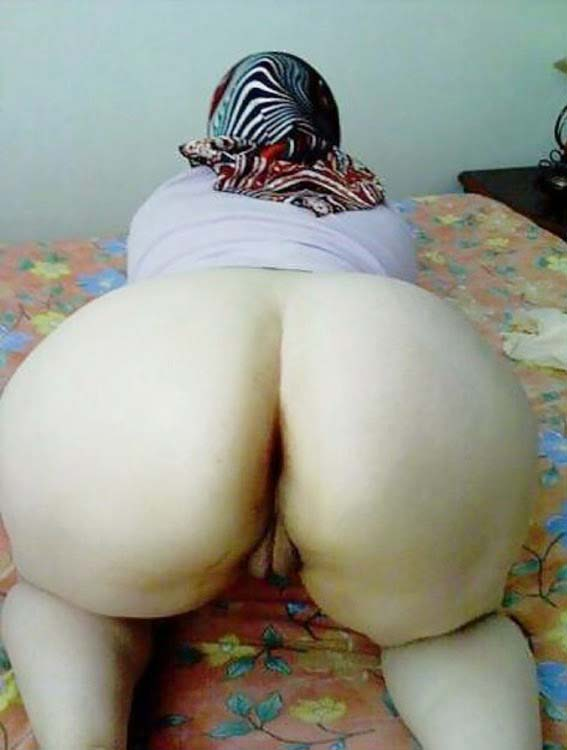 girls ass Hijab big