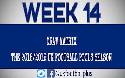 WEEK 14: UK FOOTBALL POOLS | 13-10-2018 | www.ukfootballplus.com.ng
