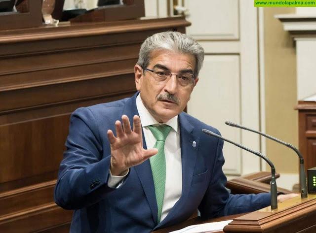 Rodríguez considera una buena noticia que Montero reitere el uso del superávit y elevar la deuda