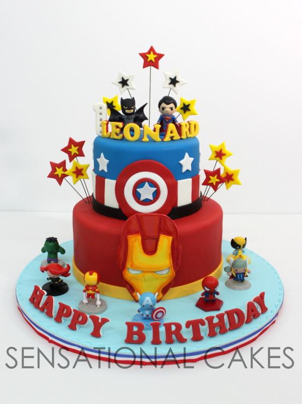 Birthday Cakes Singapore Wedding Children Longevity