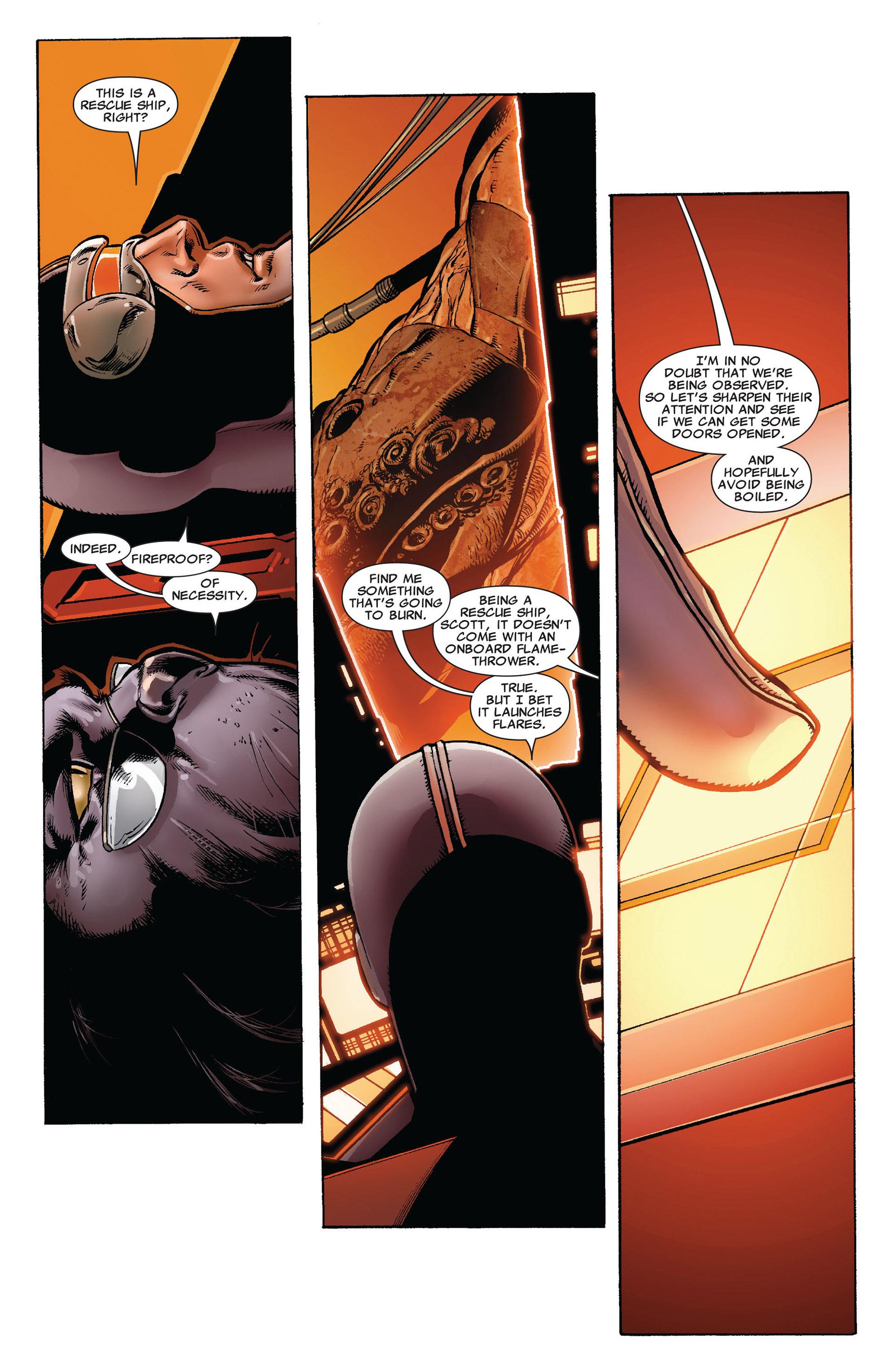 Read online Astonishing X-Men (2004) comic -  Issue #35 - 3