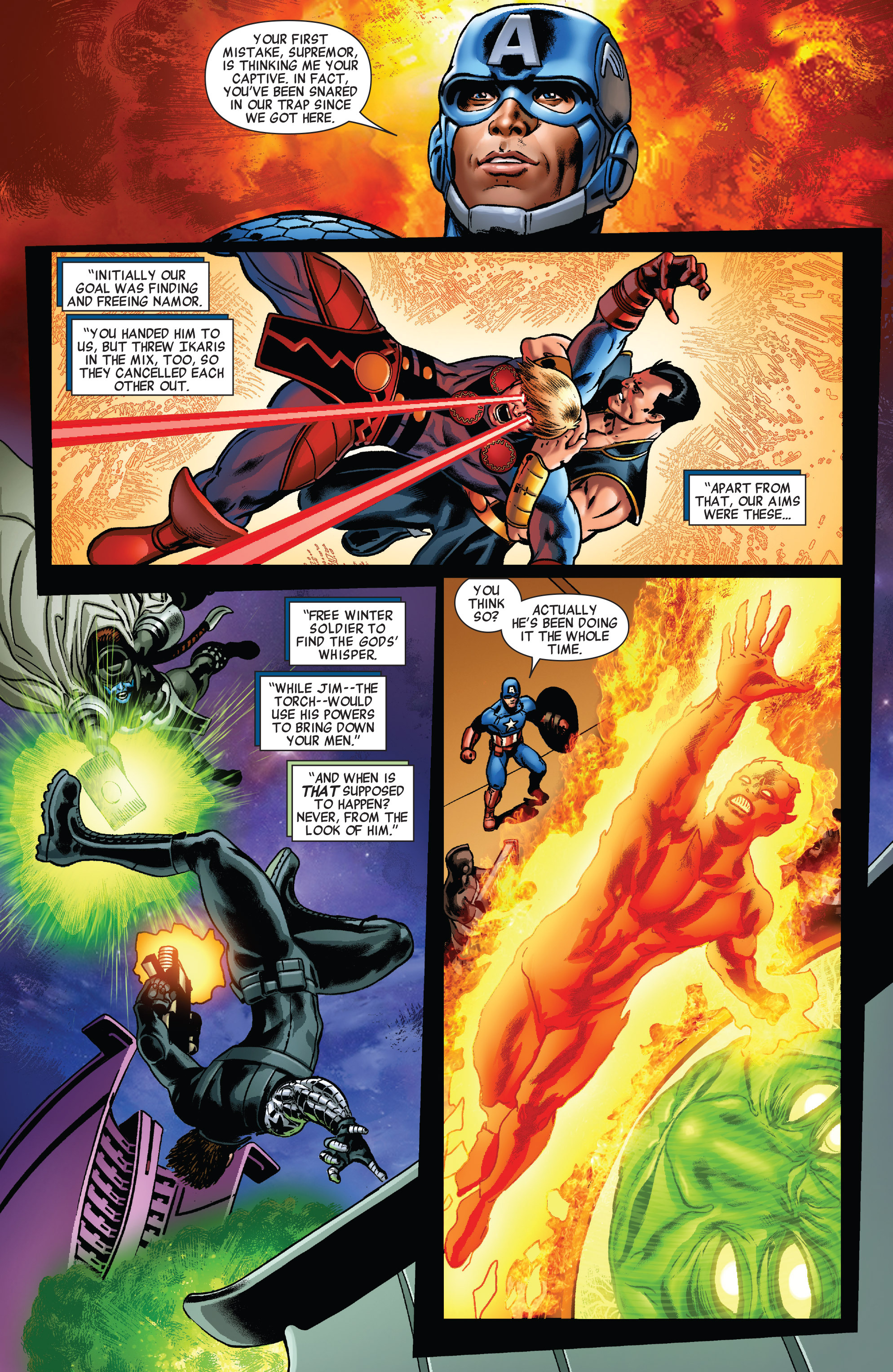 Read online All-New Invaders comic -  Issue #5 - 11