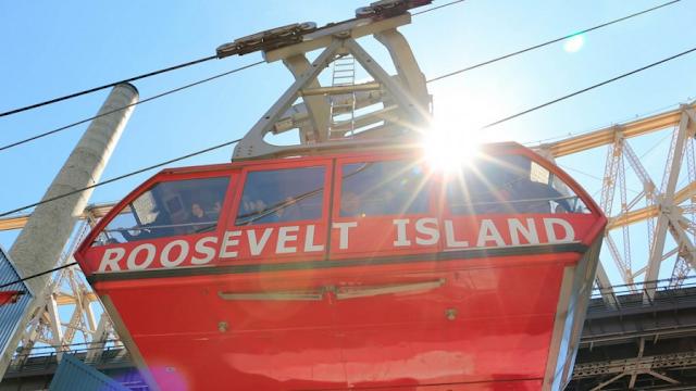 New York : un trajet dans l'incontournable Roosevelt Island Tramway