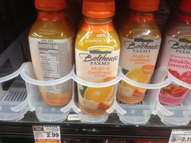 Multi-V Goodness Orange, Bolthouse Farms - Kroger